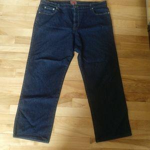 🇨🇦 Tommy Hilfiger strechy jeans boot cut size 42